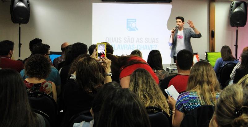 5ª Maratona Digital traz discussão sobre novas tecnologias e tendências no mundo digital