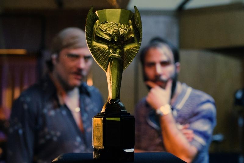 Recém premiada no Festival de Gramado, ficção O roubo da taça tem inspiração em história real