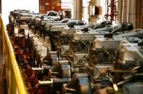 Setor industrial tem maior alta desde 2013