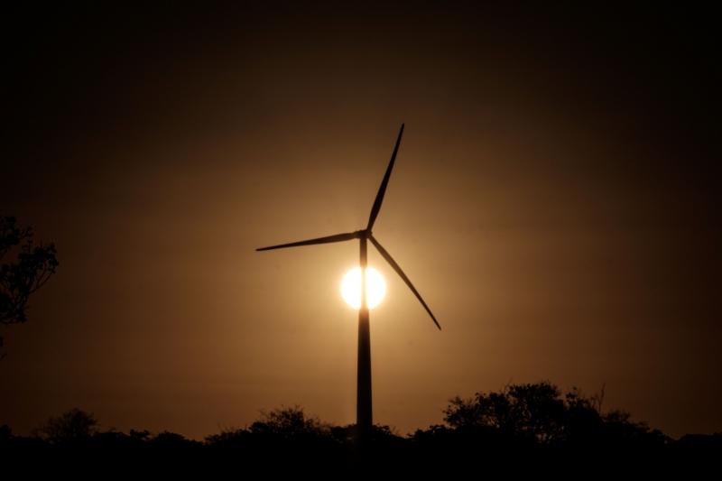 Brasil já possui 400 parques com mais de 5,2 mil aerogeradores que representam 7% da matriz energética
