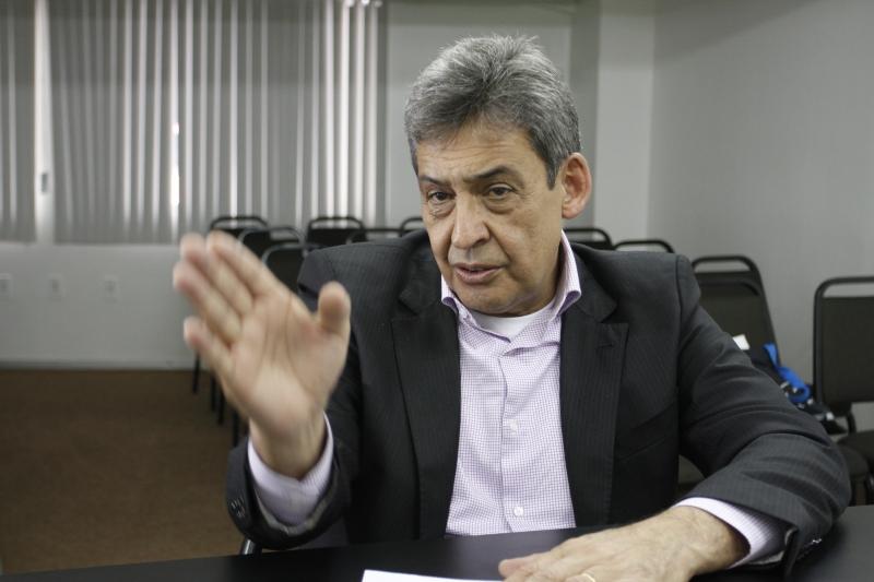 Entrevista especial com candidatos à Prefeitura das Eleições Municipais 2016    na foto: Sebastião Melo, PMDB