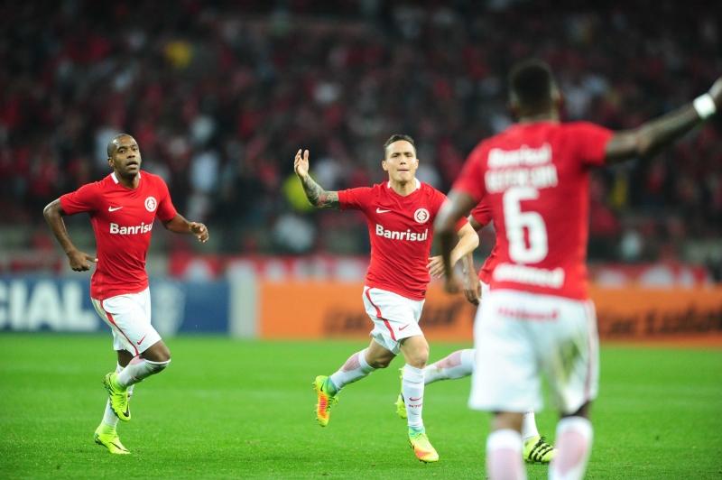 De boa atuação, venezuelano Seijas fez o gol de empate no Beira-Rio