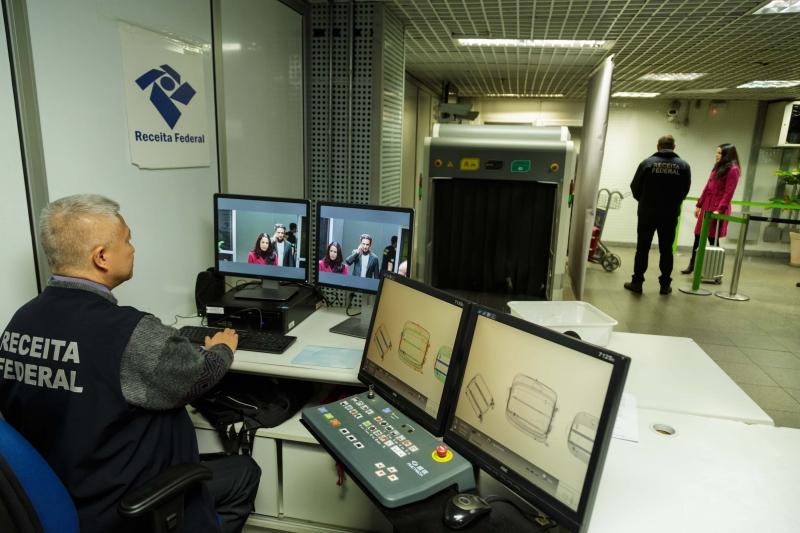 Equipamento de fiscalização aduaneira já está em operação em 14 terminais do País