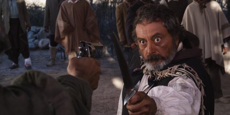 Longa-metragem Aballay, o homem sem medo é uma das atrações de mostra na Sala P. F. Gastal