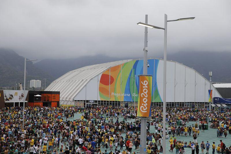 Jogos Olímpicos impulsionaram a atividade no Rio de Janeiro