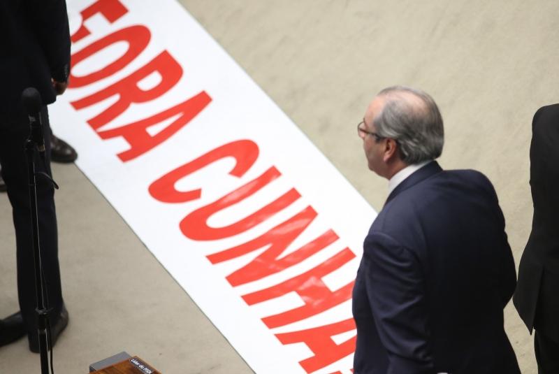 Com decisão do plenário, Cunha fica inelegível até 2027