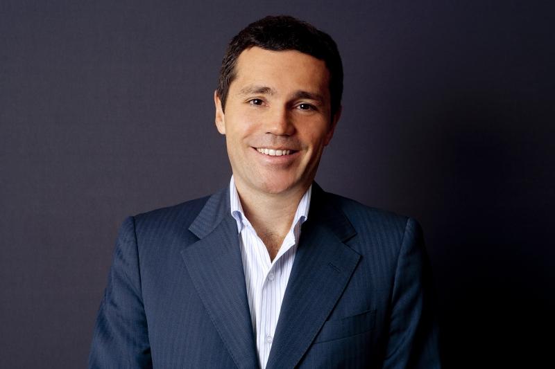 Gilles Coccoli é diretor-geral da empresa Edenred no Brasil