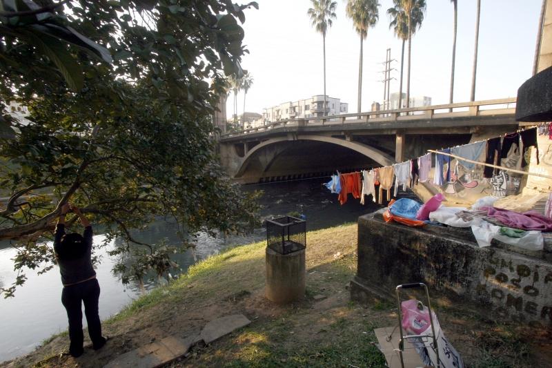 Censo de 2011 apontou 1,3 pessoas em situação de rua na cidade