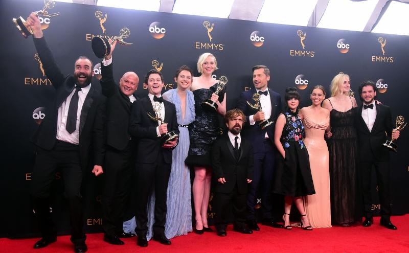 A série Game of Thrones é a premiada da história do Emmy, com 38 troféus