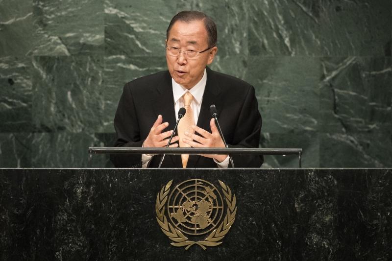 Líder da ONU destacou 'momento crítico na história da humanidade'