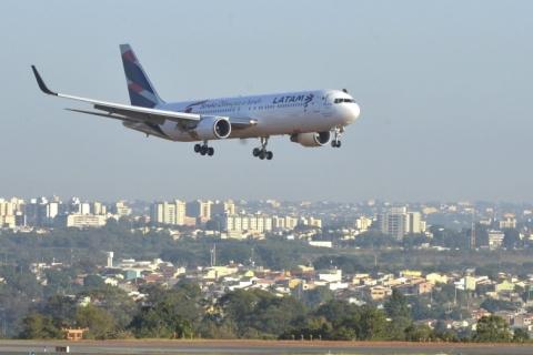 Latam Brasil vai aumentar operações em 50% em agosto e setembro