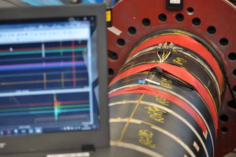 Sistema vai monitorar o estado dos dutos flexíveis