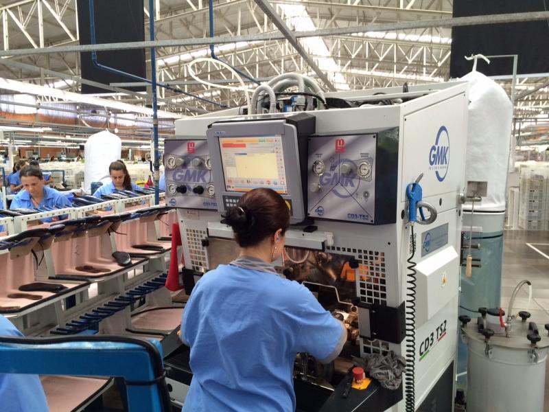 Equipamento proporciona maior produtividade e qualidade do acabamento