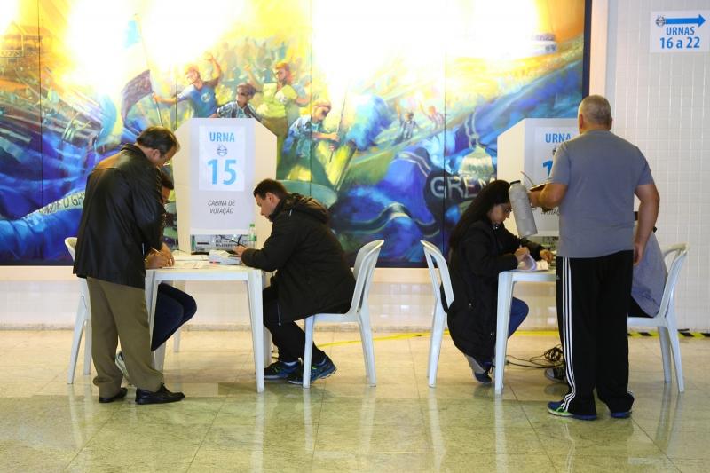 Associados votaram nas chapas com 150 nomes e 30 suplentes do CD para o período de 2016 a 2022