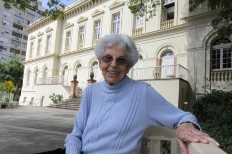 Eva Sopher morre em Porto Alegre aos 94 anos