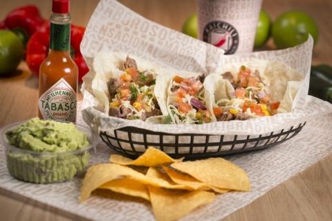Restaurante Kaichili Mexican Kitchen traz conceito baseado na gastronomia casual food