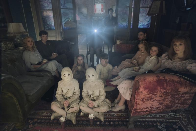 O lar das crianças peculiares tem direção do cineasta Tim Burton