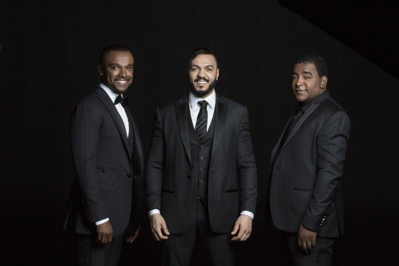 Alexandre Pires, Belo e Luiz Carlos apresentam Gigantes do samba II