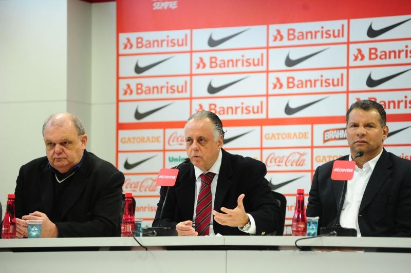 A mais recente ameaça teve como alvo o diretor de futebol Fernando Carvalho