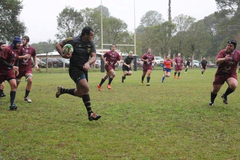 Serra encara o Universitário Rugby Santa Maria na semifinal da Copa RS
