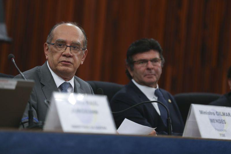 Gilmar Mendes e Luiz Fux, do TSE, fizaram um balanço da eleição municipal de 2016