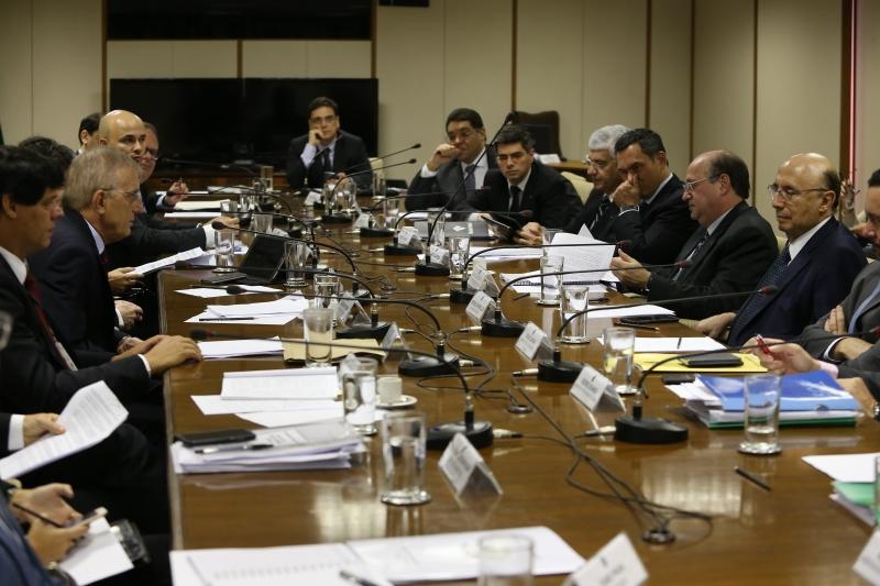 Encontro no Ministério da Fazenda alinhavou a mudança na proposta