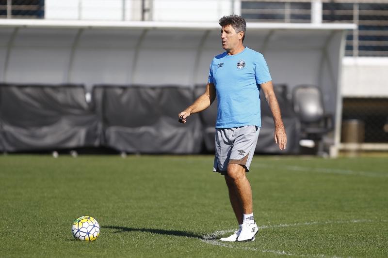 Para Portaluppi, classificação para Libertadores se tornou obrigação