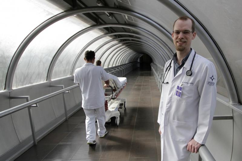 Castilho defende formas de dar mais dignidade e aliviar o sofrimento de doentes graves