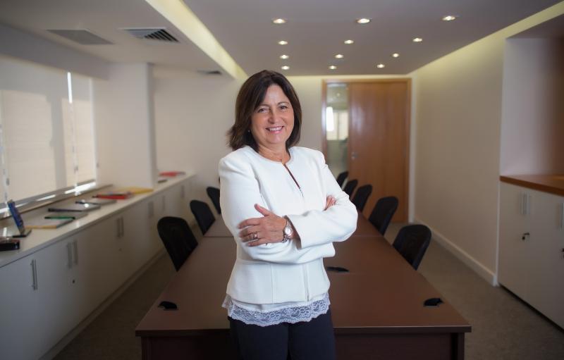 19-07-2014 - Grupo Bittencourt. Claudia Bittencourt, posa para fotos no escritório do Grupo Bittencourt na Avenida Paulista em São Paulo. Foto: Rafael Neddermeyer/ Criadores de Imagens