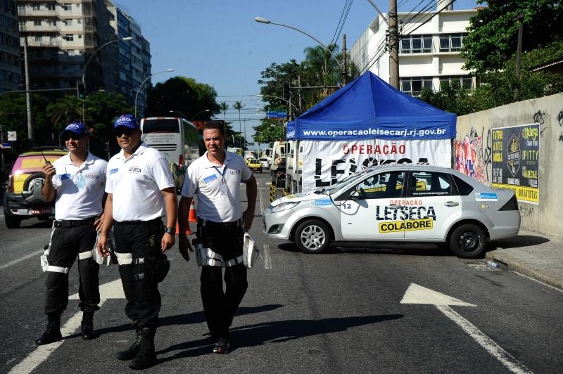 Lei Seca ajudou a reduzir as mortes de 59 para 29 por 100 mil veículos