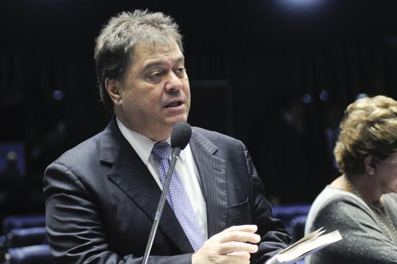 Argello foi considerado culpado por pedir cerca de R$ 30 milhões às empreiteiras OAS e UTC Engenharia