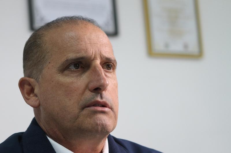 Deputado federal Onyx Lorenzoni (DEM)