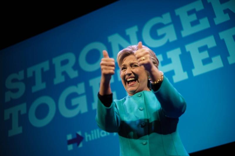 Democrata abriu 11 pontos percentuais do adversário republicano