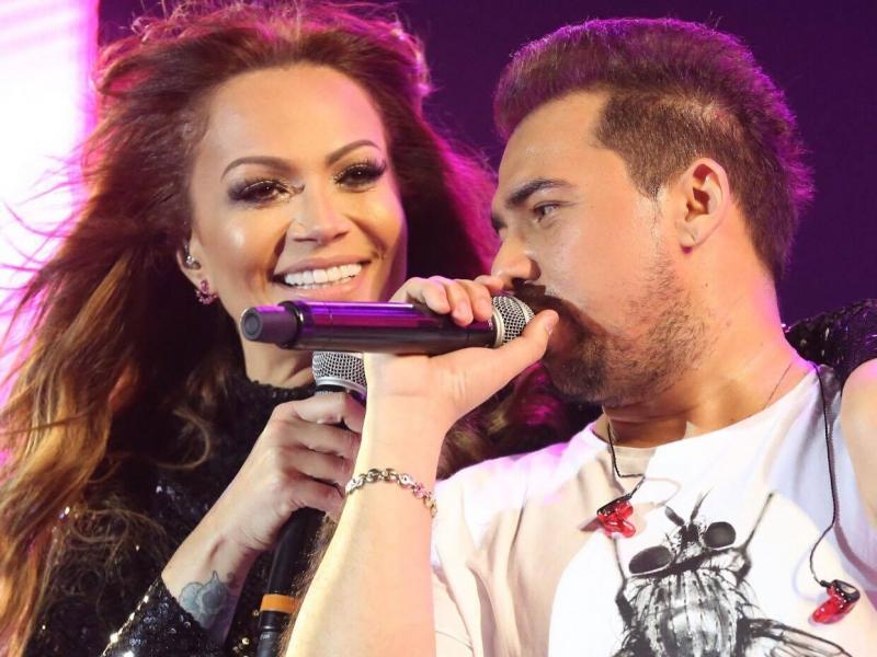 Há mandados contra os cantores Solange Almeida e José Alexandre, conhecido como Xandy Avião