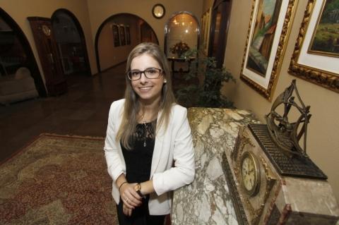 Geração E - Matéria sobre sucessão em empresas, com Fernanda Ritter, herdeira do hotel.