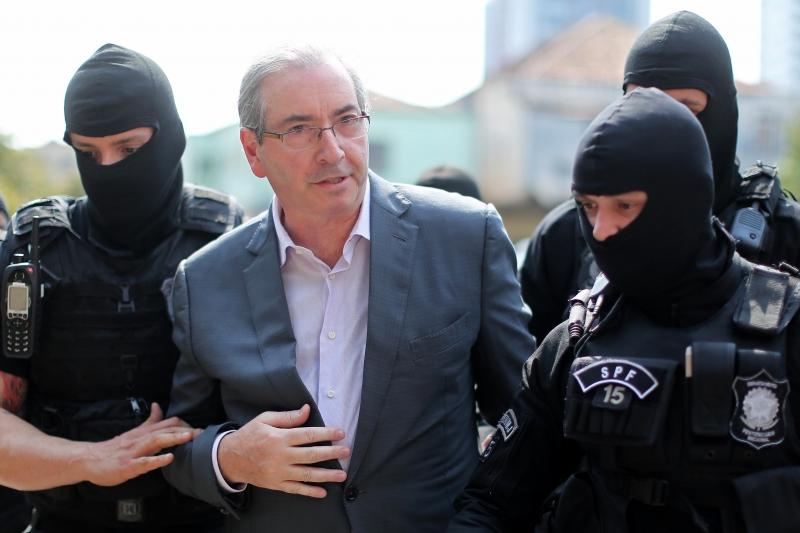 Em alegações, PGR aponta que Cunha tem culpa 'extremamente elevada'