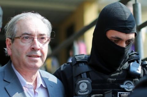 Cunha insiste que é inocente e também quer ação da Lava Jato na Justiça Eleitoral