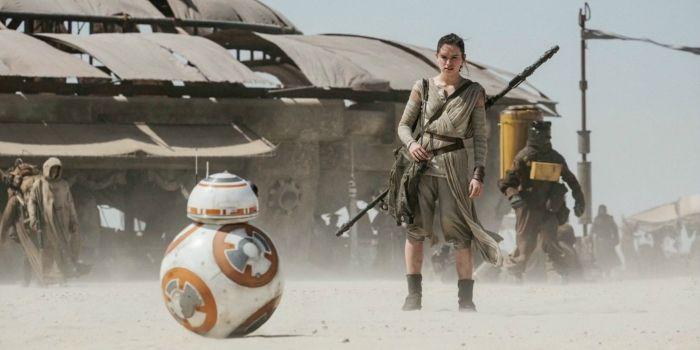 Star Wars: o despertar da força estreia neste sábado