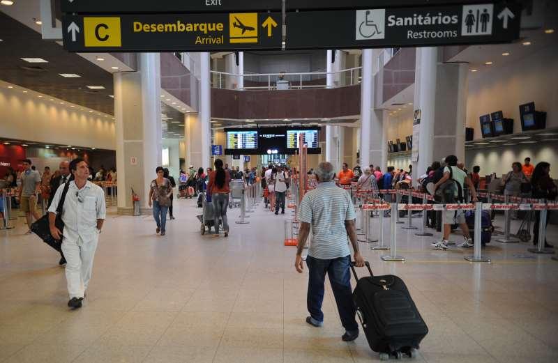 Parcela de passageiros que viaja sem bagagem atingiu 60% ou mais, de acordo com a entidade