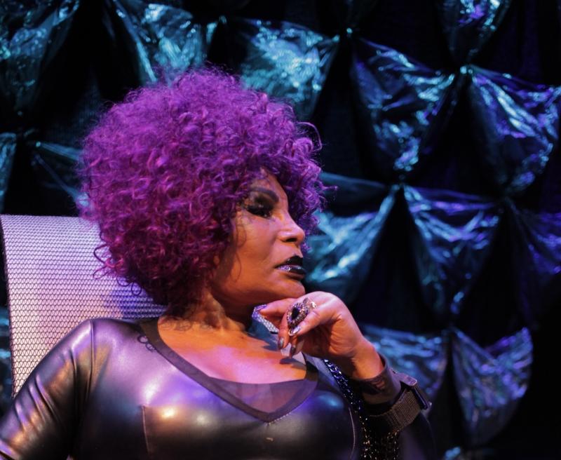 Cantora Elza Soares apresenta A mulher do fim do mundo no Unimúsica