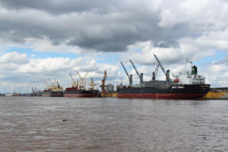 Ao todo, complexo recebeu 27 embarcações no mês passado
