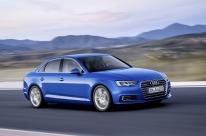 Audi lança a configuração top de linha do sedã A4