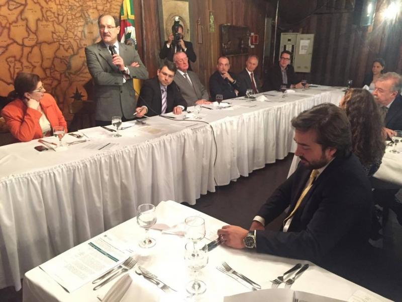 Sartori fala sobre efeitos da missão e aponta a vinda de comitivas da Alemanha e Itália