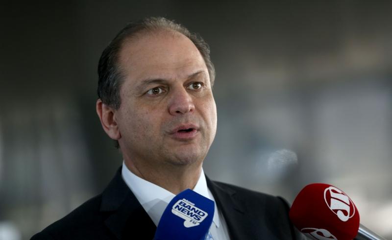 Entrevista do ministro da Saúde, Ricardo Barros