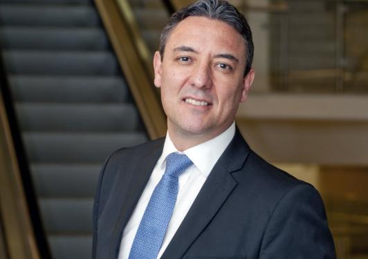 Julio Bellinassi, diretor-geral da Otis para a América do Sul