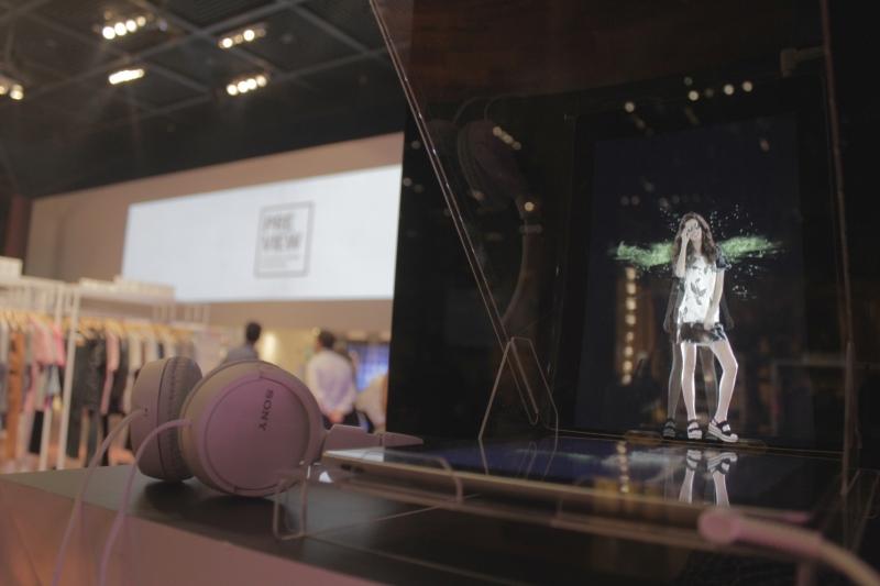 Operação vai comercializar realidade aumentada para dispositivos