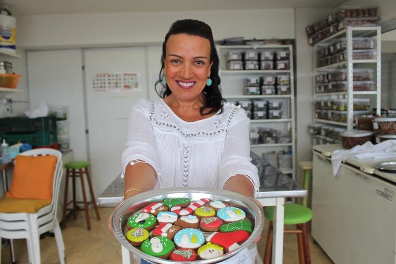 Fernanda Wainer é proprietária da marca e cria novas receitas