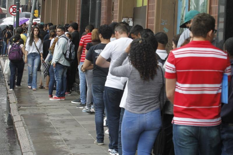 Indicador Coincidente de Desemprego subiu 0,1 ponto em outubro ante setembro, para 93,0 pontos