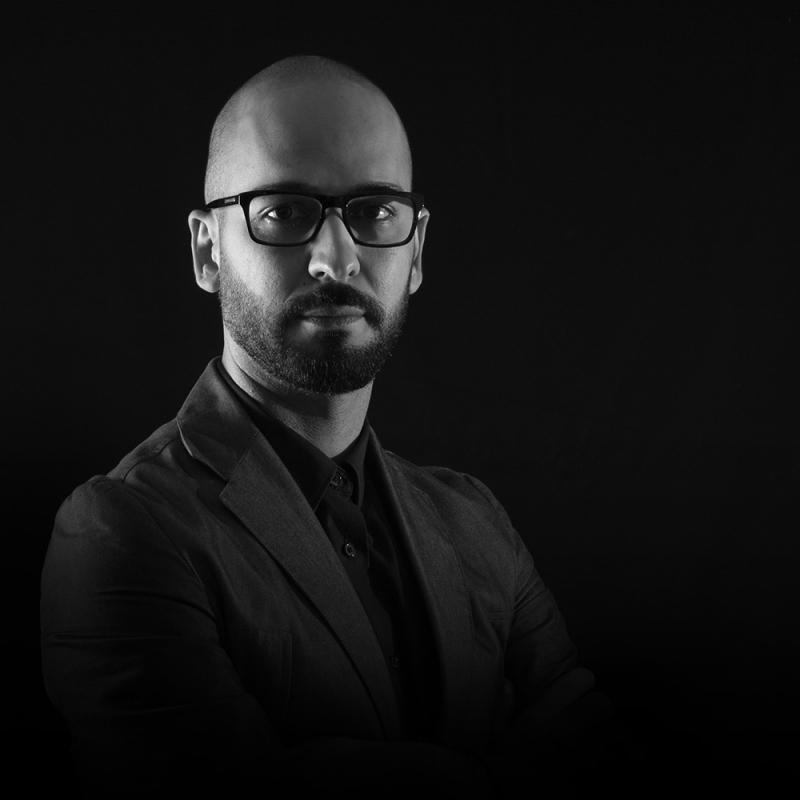 Lucas Saad, fundador e diretor da consultoria saad branding+design