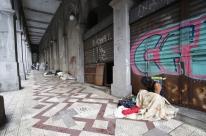 Órgãos públicos tentam elaborar plano para moradores de rua de Porto Alegre